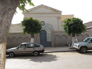 Synagogue in Asmara