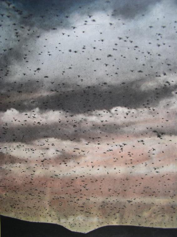 Swarm in the sky