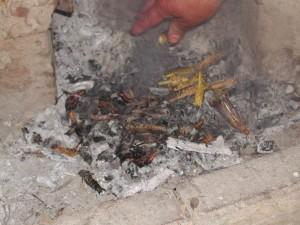 קלייה בתנור תימני מסורתי