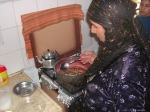 בישול במים