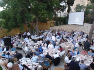 אורחים בסעודה