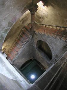 medieval mikveh Freiburg , Germany
